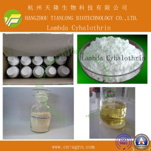 Highly Effective Insecticide Lambda Cyhalothrin (95%TC, 98%TC, 5%EC, 10%WP, 10%CS) pictures & photos