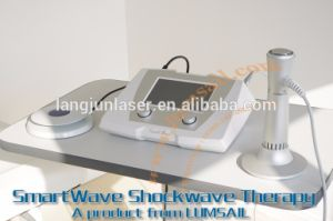 LCD Screen Lumsail Brand Shockwave Therapy Machine pictures & photos