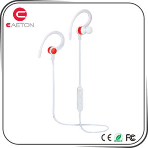 Wireless Ear-Hook Bluetooth Earphones with Stereo Sounds