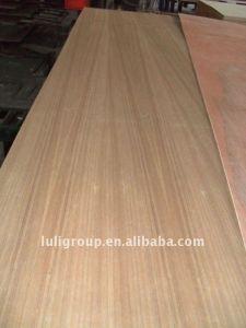 Teak Plywood, Real Wood Teak Veneer Faced Furniture Plywood pictures & photos