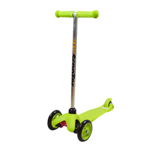 Cheap Price Kids Green Scooter pictures & photos