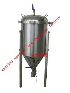 Glycol Jacketed Fermentation Tank pictures & photos