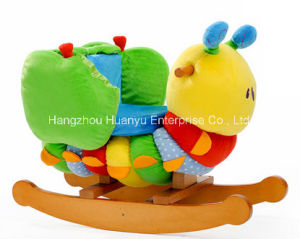 Factory Supply Rocking Animal-Caterpillar Rocker with Safeguard pictures & photos