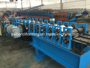 Fast Speed Stud and Track Roll Forming Machine with Punching- (40m/min) pictures & photos
