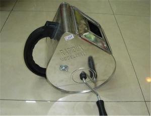 Plastic Handle Portable Hand Mechanical Paint Flicker Machine pictures & photos