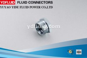 High Quality Cheap Custom 37degree Jic Male Plug Hydraulic Plug pictures & photos