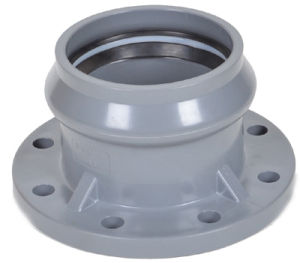 Faucet Flange- PVC Pipe Fittings pictures & photos