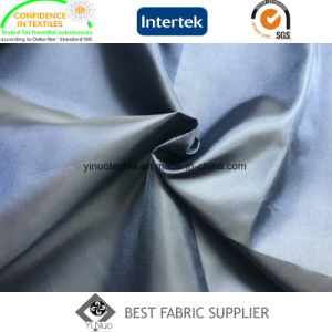 100% Poly 210t Semi Dull Trilobal Lady′s Cloth Lining Fabric Export to Japan pictures & photos