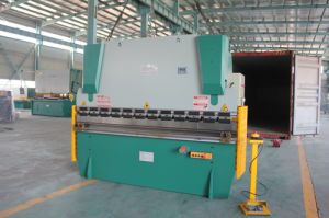 Press Brake Machinery (WC67K-200/4000) with CNC Controller Manufacturer pictures & photos