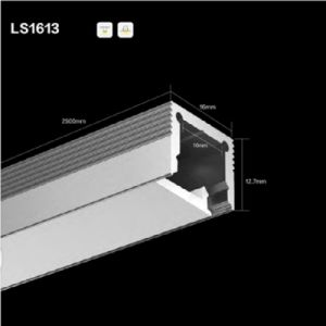 Ns1613 LED Light Strip Aluminium Profile/Channel/Extrusion with Competitive Price pictures & photos