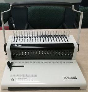 Desktop Binding Machine (U568) pictures & photos