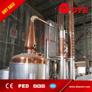 Widely Used 3000L Copper Distillation Column Equipment pictures & photos