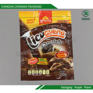 Laminated Plastic Stand up Packaging Bag for Food pictures & photos