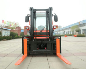 Xdyc35b 4X4 Forklift 3.5ton 3.0m pictures & photos