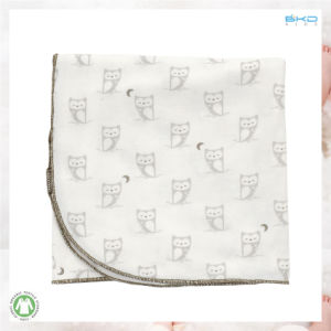 Quality Infant Clothing Foxing Printing Baby Swaddle pictures & photos