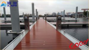 Competitive Price Aluminum Boat Floating Pontoon Made in China pictures & photos