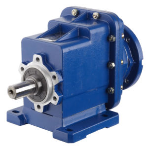 Src Flange Mounted Helical Gear Motor Reducer Gearbox