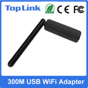 Rt5572n Dual Band 300Mbps USB WiFi Adapter for Android with External Antenna pictures & photos