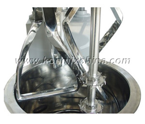 Planetary Vacuum Mixer, Sealant Mixer, Paste Mixer, Silicone Mixer pictures & photos