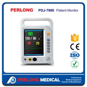 Pdj-7880 Hot Sale Multi-Parameter Patient Monitor pictures & photos