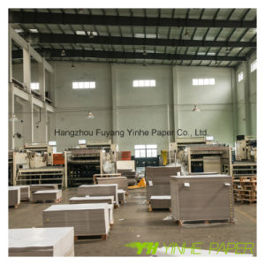 Coated White Duplex Board with Grey Back From China Supplier pictures & photos