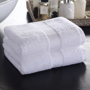 100% Cotton The Big One Solid Bath Towels (DPF1098) pictures & photos
