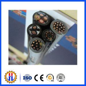 Elevator Construction Hoist Platform Used Power Cable pictures & photos