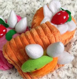 Cake Design Sounding Doggie Toys pictures & photos