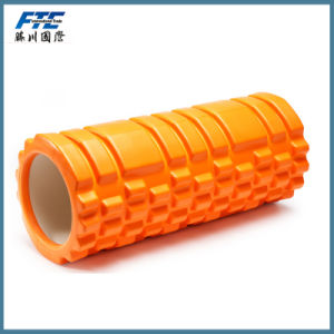 Extra Long EVA Hollow Yoga Roller with ABS pictures & photos