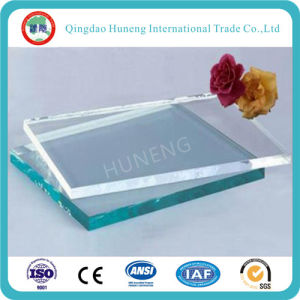 4mm Clear Float Glass Used for Window pictures & photos