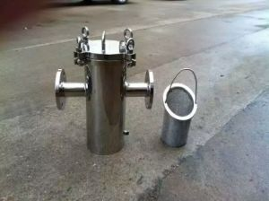 Industrial Stainless Steel Customized Basket Filter Housing pictures & photos