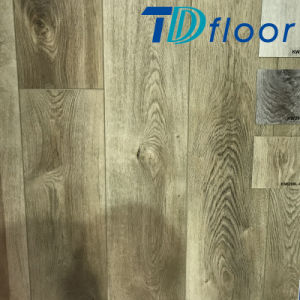 Indoor WPC Wood Plastic Composite PVC Vinyl Flooring pictures & photos