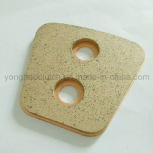 Gbv Ceramic Clutch Button with Tt3 Rivet pictures & photos