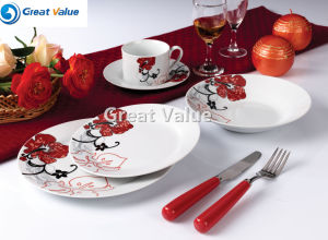 30PCS Luxry Ceramic Dinner Sets pictures & photos