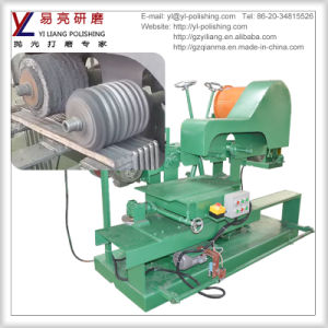 Knife Polishing Machine Automatic Grinder for Spoon/Inner or Outer Arc Forks pictures & photos
