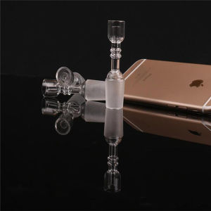 Cheap Smoking Accessories Male Female Glass Pipe Dome Nail pictures & photos