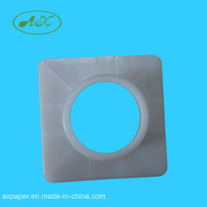 Good Strength PE Plastic Core Stretch Film Tube Support pictures & photos