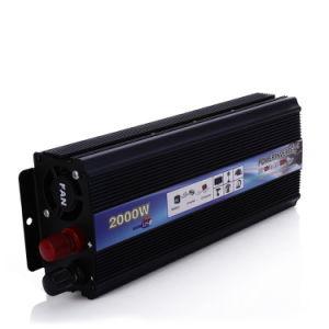 2000W DC 12V to AC 220V Portable Car Power Inverter pictures & photos