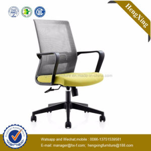 Adjustable Arm Middle Back Mesh Office Chair (HX-YY003) pictures & photos
