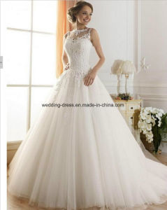 Latest Designs Wedding Dress Girls Party Dresses Wedding Dress pictures & photos