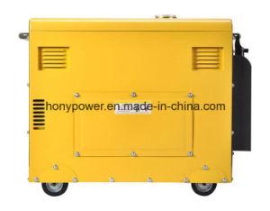 Hottttttttt High Quality Newest 5kw Silent Diesel Generator pictures & photos