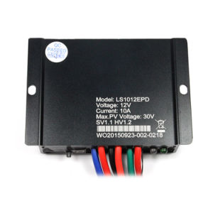 Epsolar 10A 12V/24V Solar Regulator with Waterproof-IP67 Ls1024EPD pictures & photos