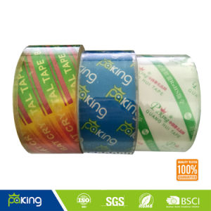 ISO 9001 Crystal Clear BOPP Adhesive Packing Tape pictures & photos