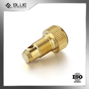 Custom High Precision Brass Nuts pictures & photos