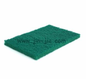 Bulk Abrasive Green Eco Friendly Cleaning Kitchen Sponges pictures & photos