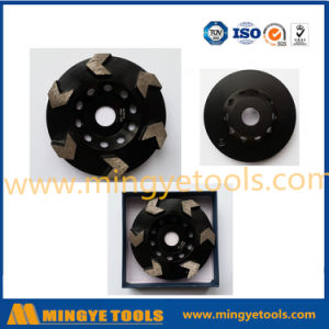"7"" 180mm Diamond Grinding Wheel for Granite and Marble pictures & photos"