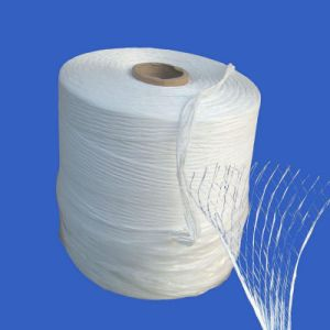 Polypropylene Untwist Filler Yarn on Wood Drum pictures & photos