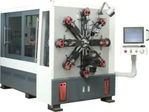 Kct-1245wz 4.5 mm 12 Axis CNC Versatile Camless Car Spring Forming Machine&Spiral/Extension/Torsion Spring Coiling Machine pictures & photos