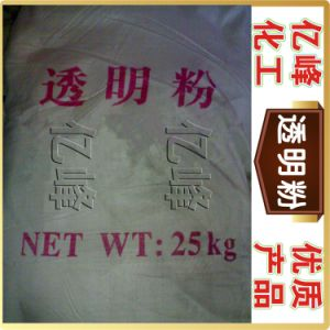 Transparent Powder 325-5000 Mesh Superfine pictures & photos