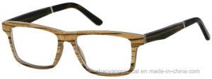 Premium Unique Eco-Friendly Handmade Wood Optical Frames pictures & photos